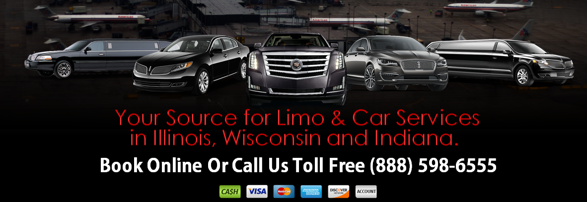 O'Hare & Midway Limo Service - Always On-Time & Low Rates
